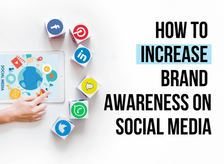 How to increase Brand Awareness in social media