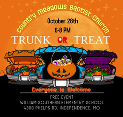 Copy of Trunk or treat - Made with PosterMyWall