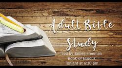 Adult Bible Study - Slide