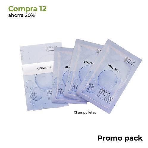 10 Pack ampolleta Reparadora Celltrion-DUO