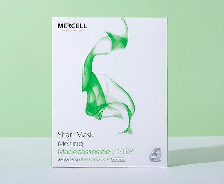 Caja con mascarilla de  Madecassoside Mercell (Ahorra 10%)