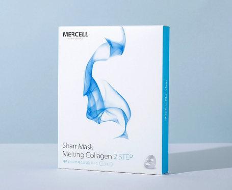 Caja con mascarilla de colageno Mercell (Ahorra 10%)