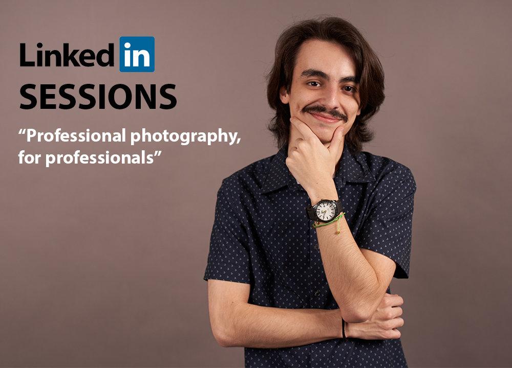 Fotografía para tu imagen profesional