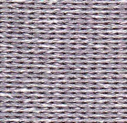 Plata sin hilo blanco
