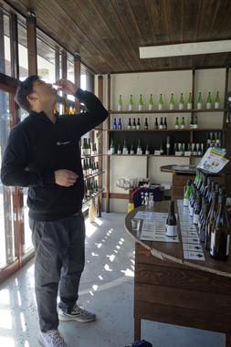 JCI Sake Brewery Visit