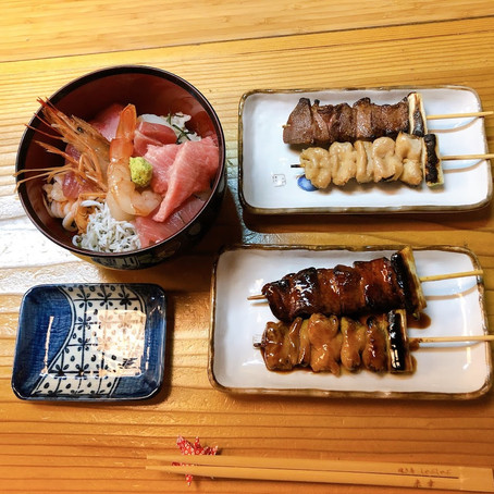Photo Report of Professional Yakitori Course