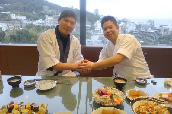 JCI Sushi Course