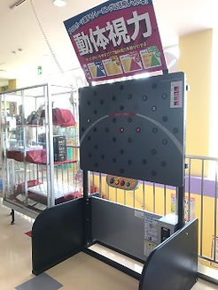 長崎県大村市協和町にある大村バッティングドームのゲームコーナーの画像です。