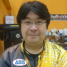 福岡県粕屋郡粕屋町の仲原Jボウルの岩永光博さんの画像です