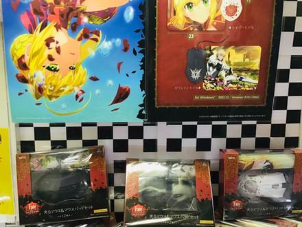 Fate★マウス&パッド