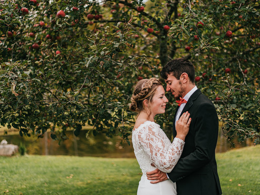 Samantha and Kyle - Fall Wedding