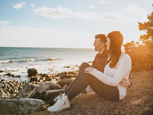 Sarah & Chris - Engagement session