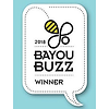 2018 Bayou Buzz Award Winner