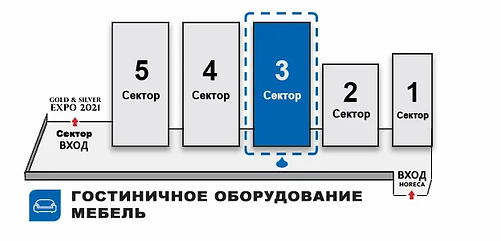 Гостиничное оборудование - Мебель.webp
