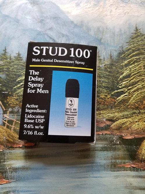 Stud 100, the delay spray for men