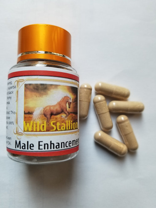 Wild Fax Improve sexual performance 10 pills