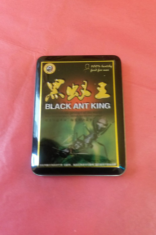 Black Ant King one can 10 pills