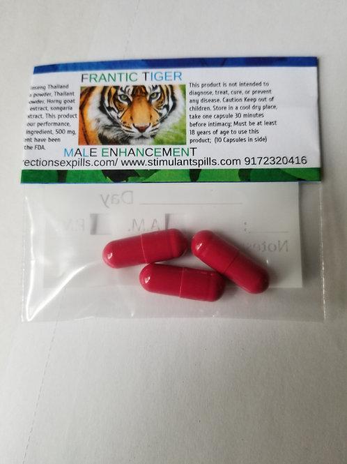 Sample Frantic  Tiger