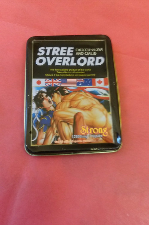 Stree Overlord one can  10 Pills
