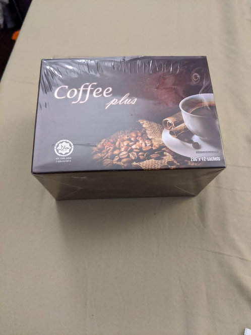 (1 package) coffee plus, just use coffee as a pill,20 minutes sex, (1 pack)