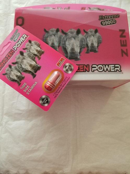 Rhinozen Power, Time Size Stamina