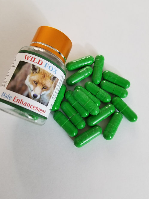 Wild Fax Improve sexual performance 25 pills