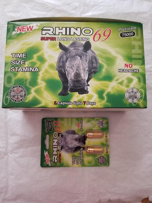 Rhinozen Super Long Lasting 48 pills