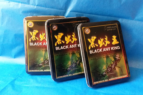 Black Ant King 3 cans 30 pills