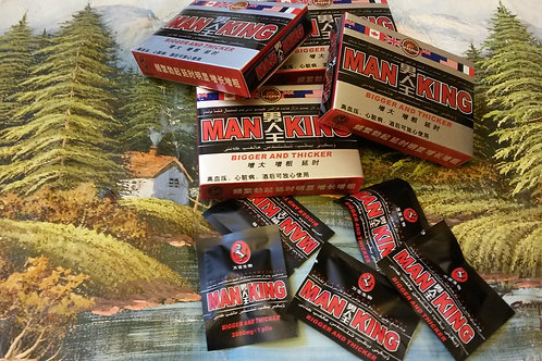Man King  4 small box 20 pills