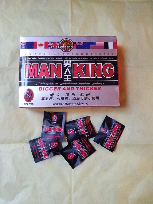 Man King 1 small box 5 pills