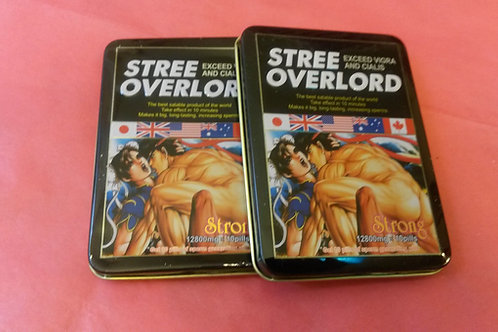 Stree Overlord 2 cans 20 pills