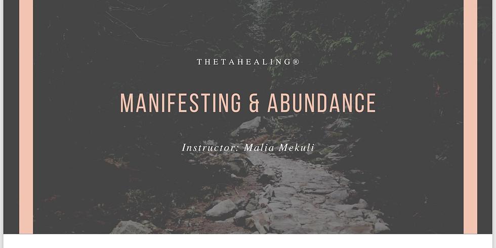 ThetaHealing Manifesting & Abundance