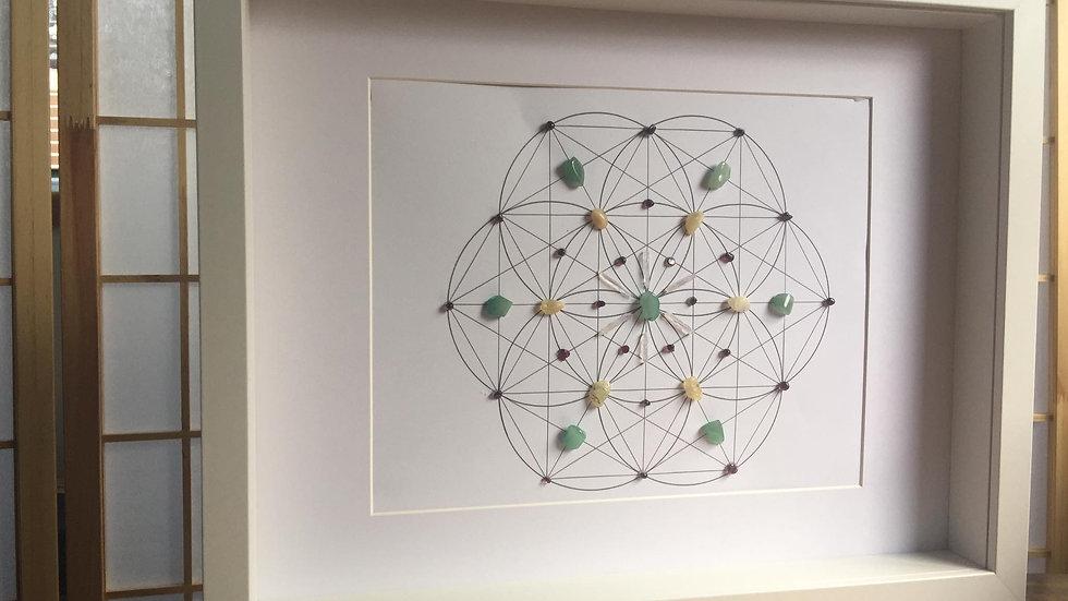 Empath Healing Grid
