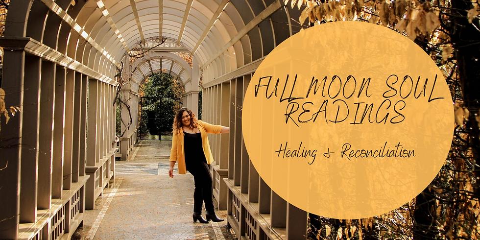 Full Moon Soul Readings