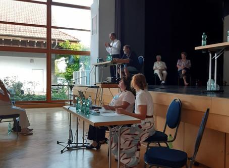 """Senioren und Neue Medien:                 Infoveranstaltung """"Silver Surfer"""" ein voller Erfolg"""
