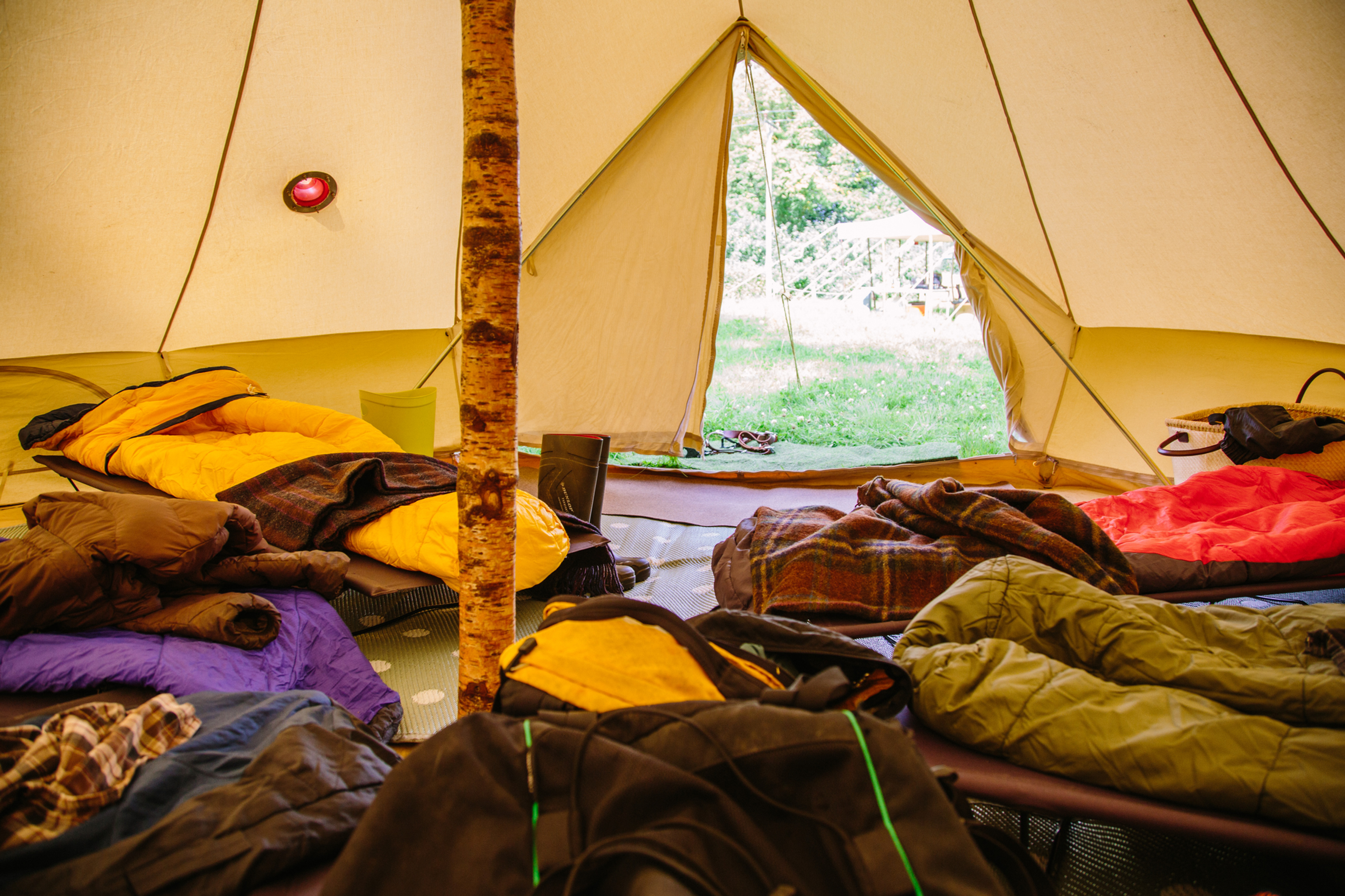 Group tent - 6 person