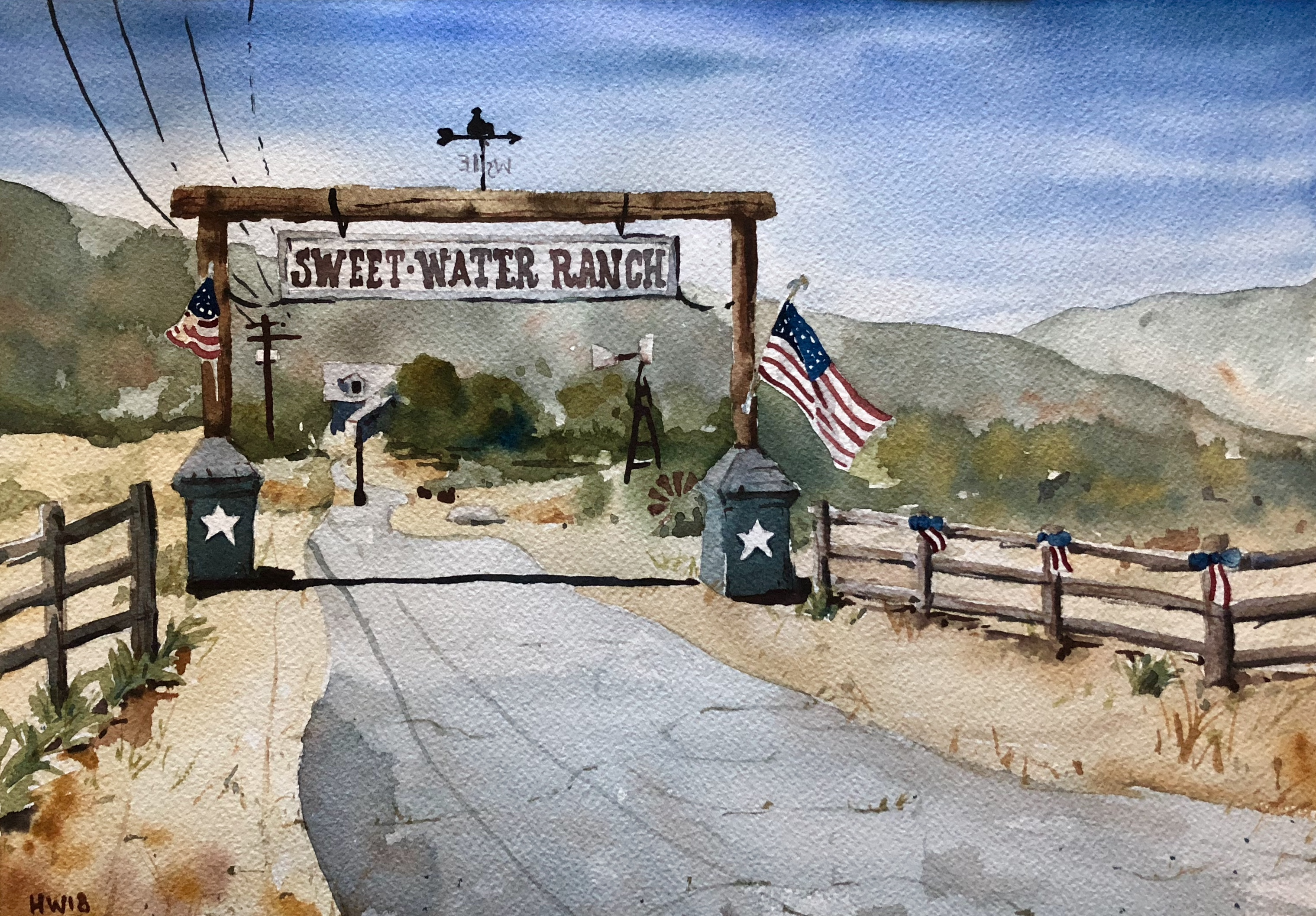 Sweet-Water Ranch