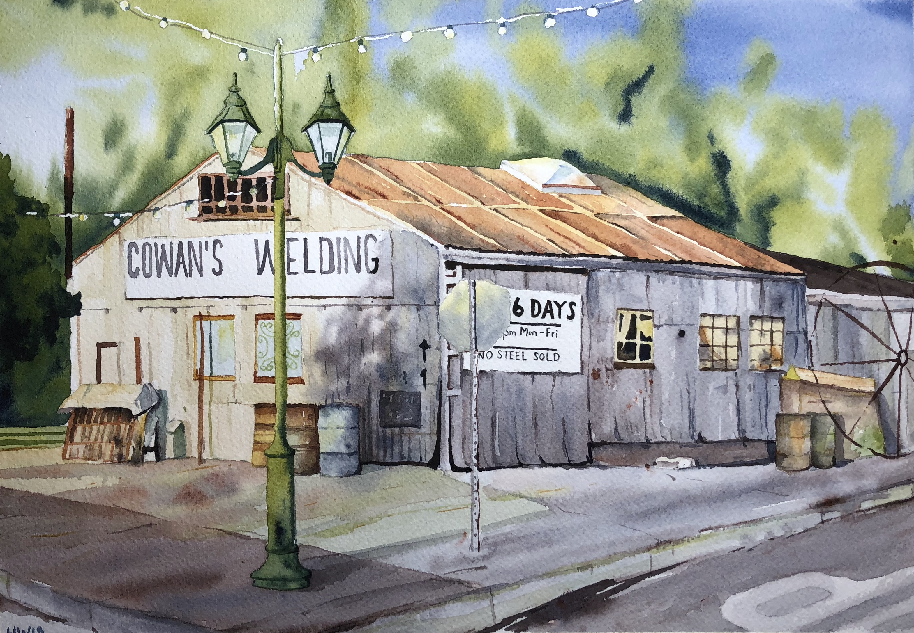 Cowan's Welding Shop