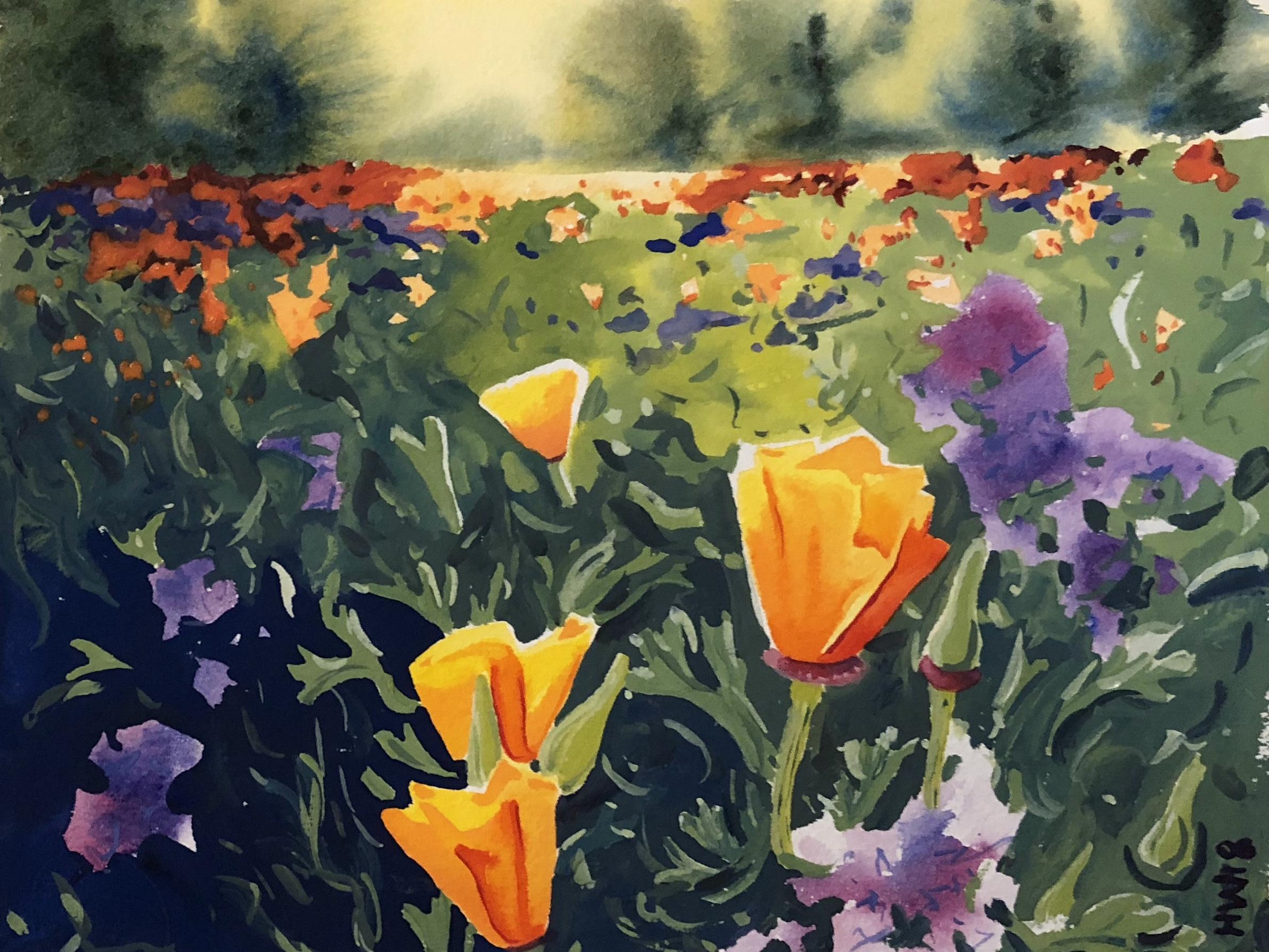 Artist's Palette Trail