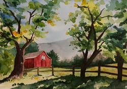 'Oak Glen Barn'
