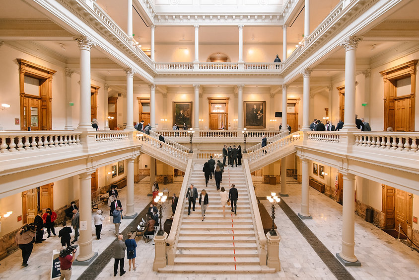 Inside Capitol
