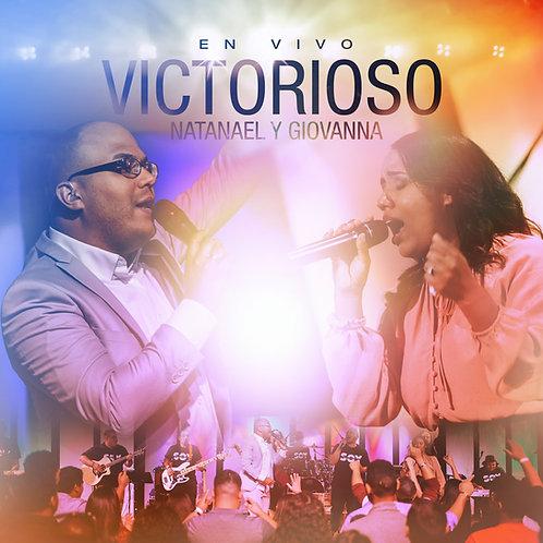 Victorioso En Vivo- Natanael y Giovanna