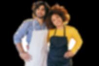 young entrepreneur couple