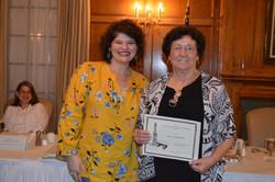 Sheri & Delvie (60 years of Service Awar