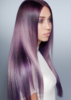 Aveda Hair Colour color
