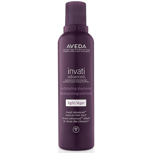Invati Advanced™ Exfoliating Shampoo Light 200ml
