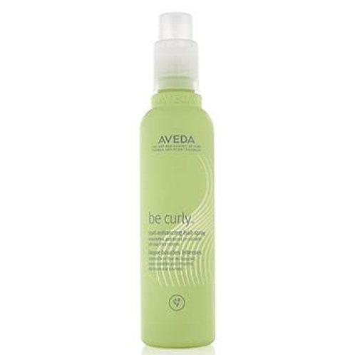 Be Curly Curl Enhancing Hairspray