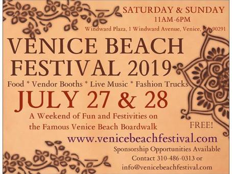 Venice Beach Festival 2019