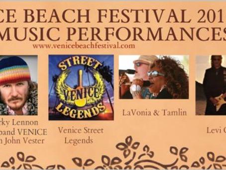 Venice Beach Festival 2018