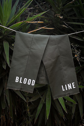 Graphic Olive Pant